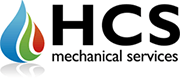 HCS Mechanical Services Logo